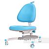Ортопедическое кресло для ребенка от 7 до 18+ лет Ottimo ТМ FunDesk Голубой 221783