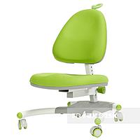 Ортопедическое кресло для ребенка от 7 до 18+ лет Ottimo ТМ FunDesk Зеленый 221785, фото 1