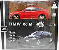 """Машинка на радио управлении """"BMW X6 M"""" 8+"""