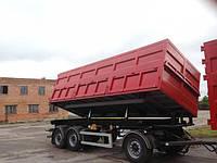 «Зміїв Транс» — провідний виробник вантажівок, причепів та кузовів зерновоза