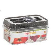 Контейнер для сыпучих HEREVIN LUXOR BIANCA GRANITE 0.6 л (161173-550)