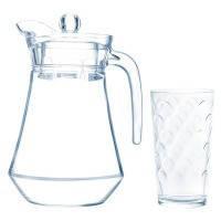 Питьевой набор ARCOPAL ANTONIA DOME /НАБОР/7 пр. д/напитков (N6234), фото 2