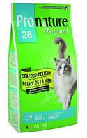 Сухой супер премиум корм для котов Пронатюр с рыбой (Pronature adult Seafood Delight),развес 5 кг