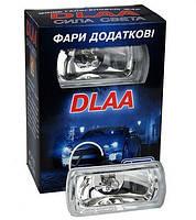 Фары доп. DLAA  555 W/H3-12V-55W/100*48mm