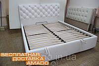 Кровать Ковентри комфорт 160х200 с подъёмным механизмом, фото 1