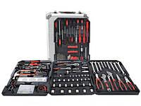 Набор головок ключей инструментов в чемодане Malatec 187ел Польша