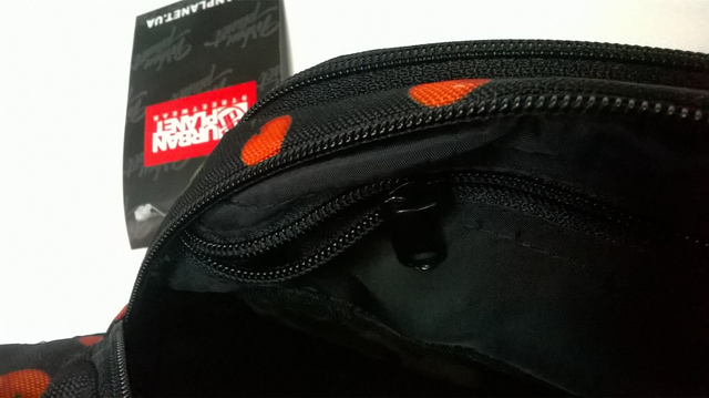 Урбан Планет сумочка на пояс
