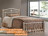 Кровать Миранда 900*2000 М (крем) Domini, фото 1