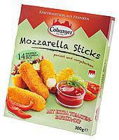 Сырные палочки Моцарелла с томатом и паприкой 300 грамм