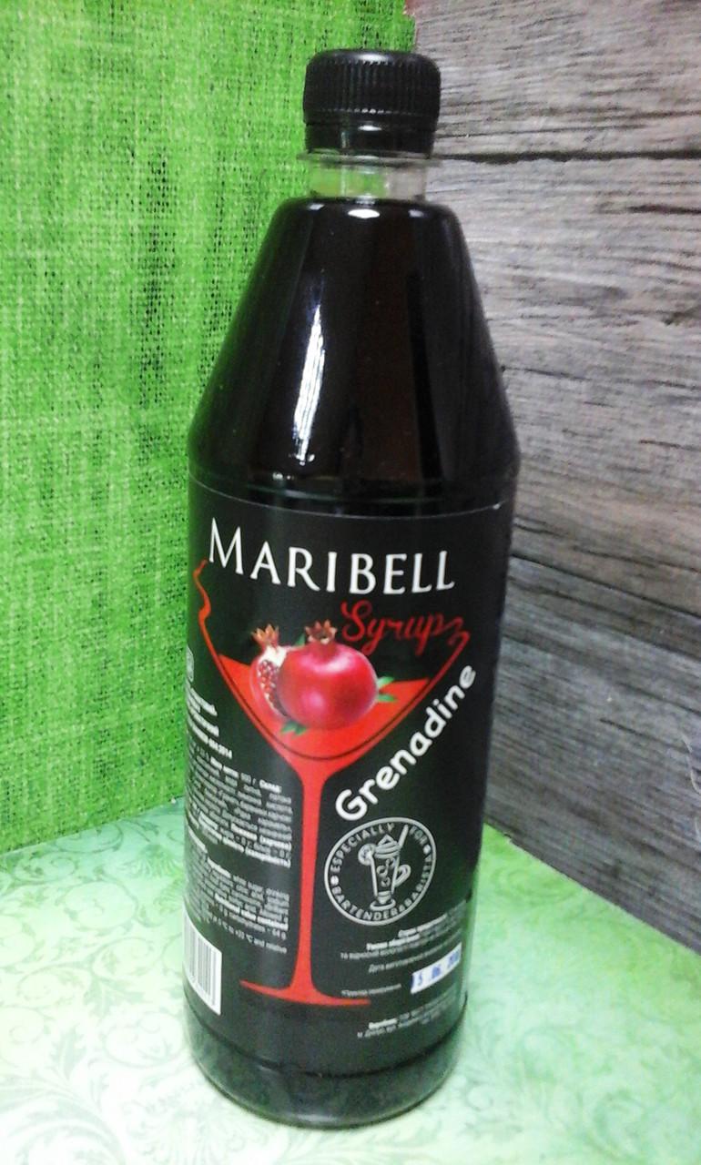 Сироп «Maribell» Гренадин