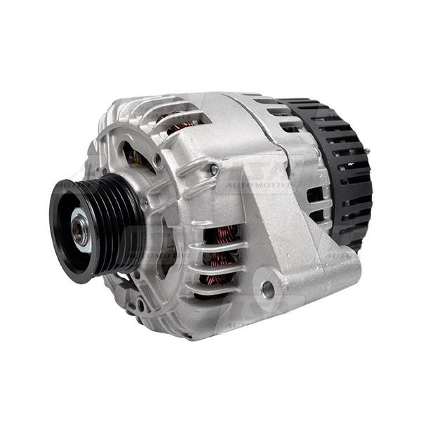 Генератор LSA ГАЗ, УАЗ з двигуном 406, 405, 409 (95A) LA 3302-3701010-95