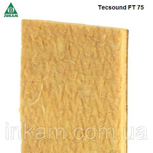 Tecsound FT 75 звукоизоляция пола деревянного (14х1200х5050мм)