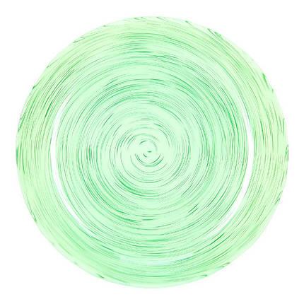 Тарелка обеденная Luminarc Stonemania Pistache J1756 25 см, фото 2