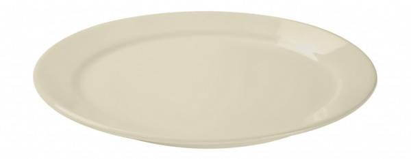 Тарелка обеденная Ipec Bari 24 см (бежевая) FIB24B, фото 2