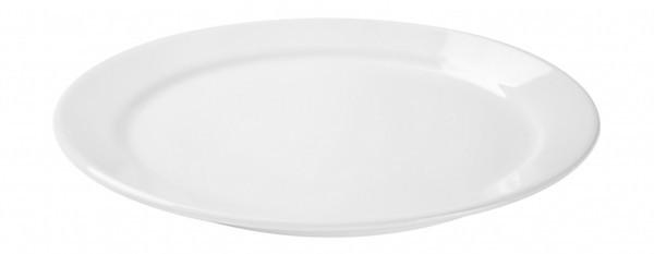 Тарелка десертная Ipec Bari 19 см (белая) FDB19A