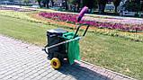 Візок на колесах для прибирання вулиць Kolvi ТК-250-90, фото 2