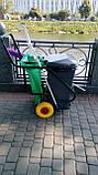 Візок на колесах для прибирання вулиць Kolvi ТК-250-90, фото 3