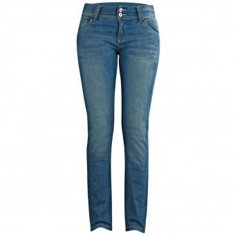 Джинсовые брюки Ixon Sydney женские р. 07-XL (с кевларовыми вставками)