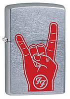 Зажигалка Зиппо - Zippo Foo Fighters, USA, фото 1