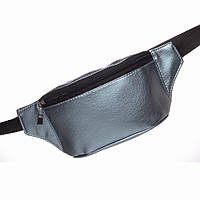 Сумочка на пояс ярко голубая бирюза, фото 1