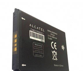 АККУМУЛЯТОР CAB31Y0003C1 ДЛЯ ALCATEL ONE TOUCH 6040