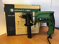 Дрель ударная Craft-tec PXID-1200 (1200W)