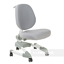 Подростковое кресло для дома FunDesk Buono Grey, фото 2