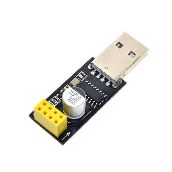 Адаптер-преобразователь USB - UART TTL на чипе CH340G