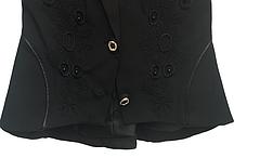 Школьный пиджак (жакет) с кружевом, фото 2