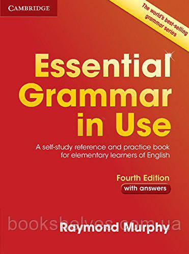 Essential Grammar in Use 4th Edition with answers (з відповідями)