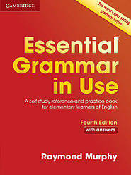 Essential Grammar in Use 4th Edition with answers (с ответами)