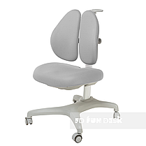 Подростковое кресло для дома FunDesk Bello II Grey, фото 2