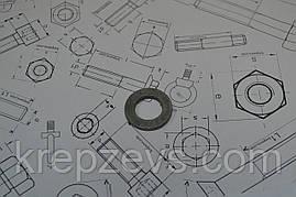 Шайбы высокопрочные DIN 6916 D16 (HV)