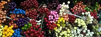 Икусственные ягоды и фрукты