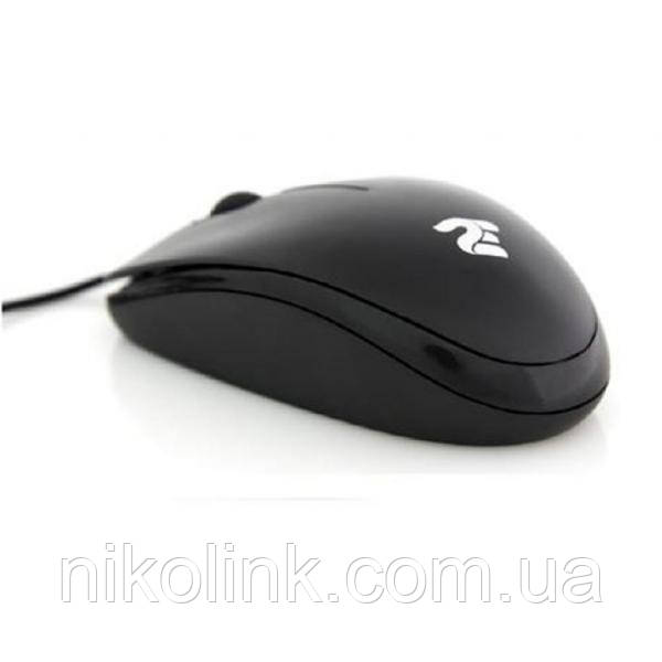 Мышь 2E MF104 Black (2E-MF104UB), USB
