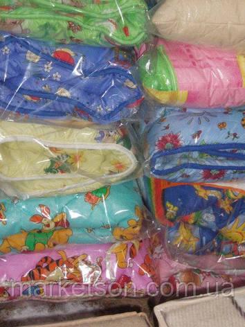 Одеяло и подушка детский комплект., фото 2