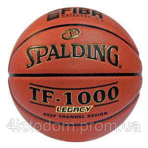 Мяч баскетбольный  Spalding TF-1000 Legacy, фото 2