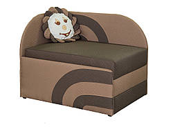 Дитячий диван Дюк (тканина Лео)
