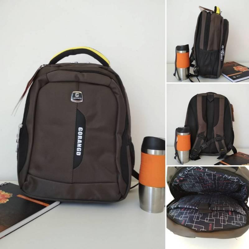 Школьный рюкзак для подростка Gorangd 40*32*15 см