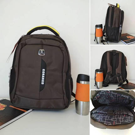 Школьный рюкзак для подростка Gorangd 40*32*15 см, фото 2