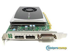 Відеокарта NVIDIA QUADRO 2000 1GB GDDR5 128-Bit
