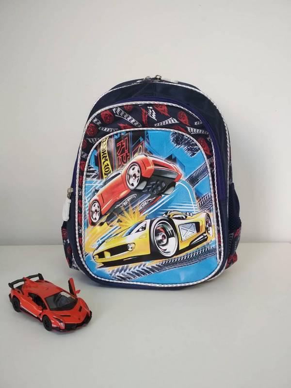 986d81b7fbe1 Синий школьный рюкзак для мальчика 1-4 класс, цена 315 грн., купить ...