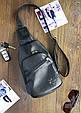 """Мужской рюкзак """"Max"""" 03 - черный, фото 2"""