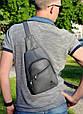 """Мужской рюкзак """"Max"""" 10 - серый, фото 3"""