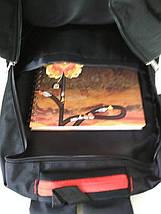 Текстильный рюкзак для подростка 50*33*20 см, фото 2