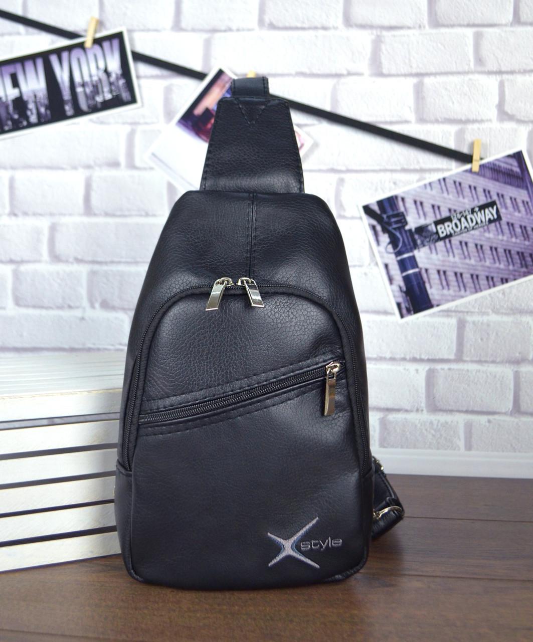 """Мужской рюкзак """"Max"""" 07 - черный"""