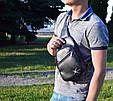 """Мужской рюкзак """"Max"""" 07 - черный, фото 3"""
