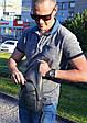 """Мужской рюкзак """"Max"""" 08 - серый, фото 7"""