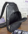 """Мужской рюкзак """"Max"""" 09 - черный, фото 7"""