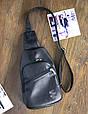 """Мужской рюкзак """"Max"""" 11 - черный, фото 2"""